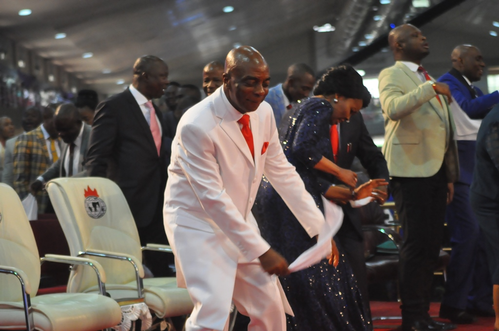 Riding On Prophetic Wings - Bishop David Oyedepo